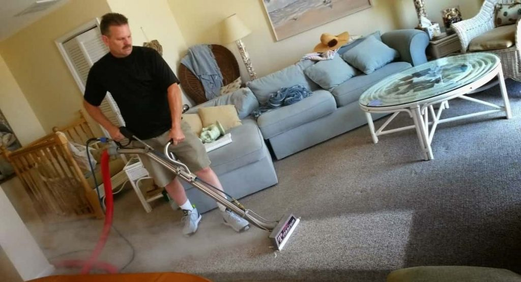 The Latest Trends in the Carpet Cleaning Industry