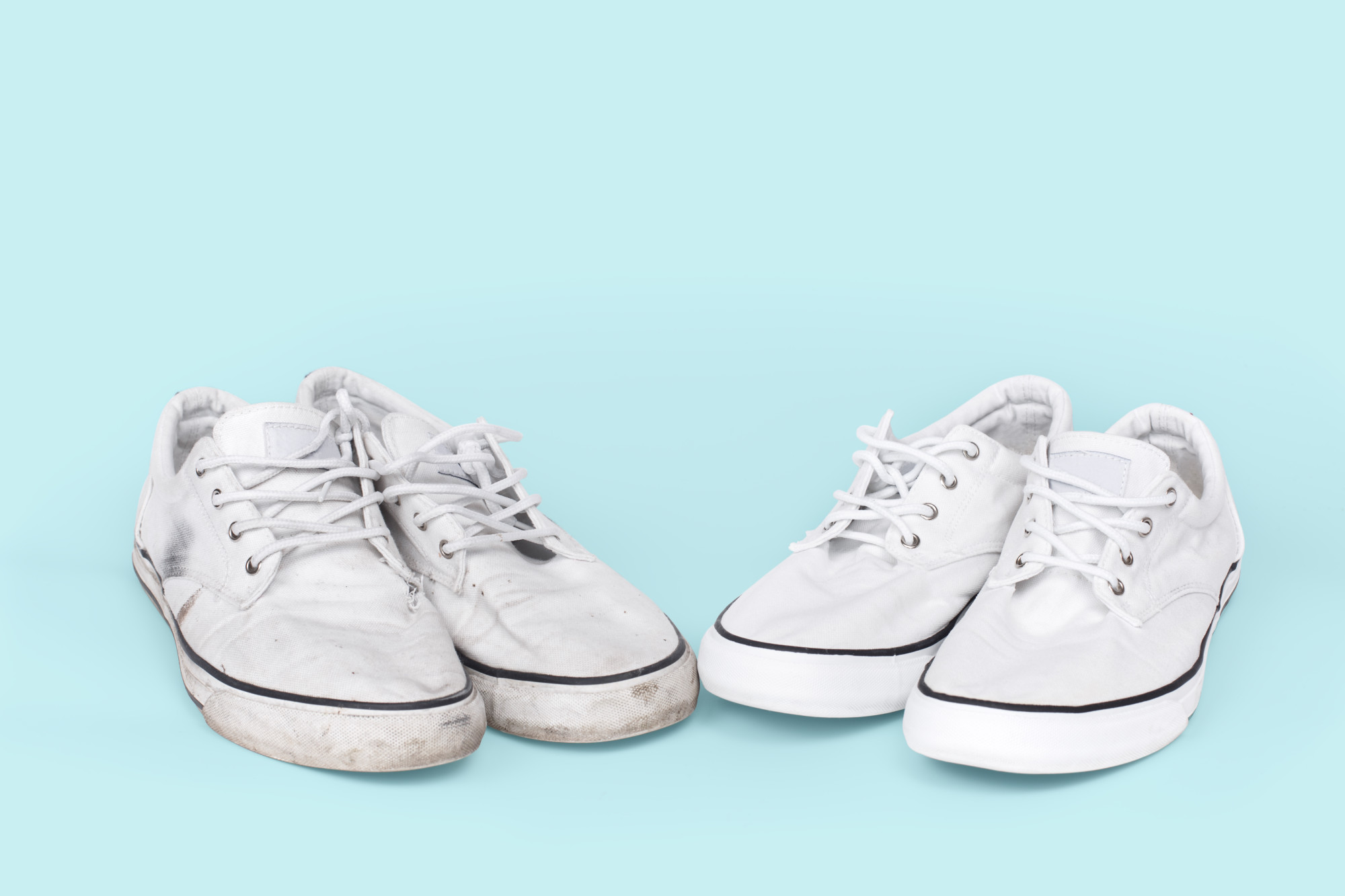 White Sneakers Are so Hot Right Now! 5 Tips for Cleaning White Shoes