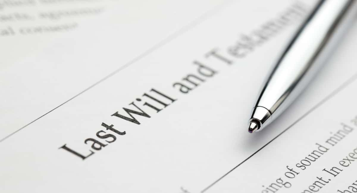5 Things You Should Know About Writing a Will