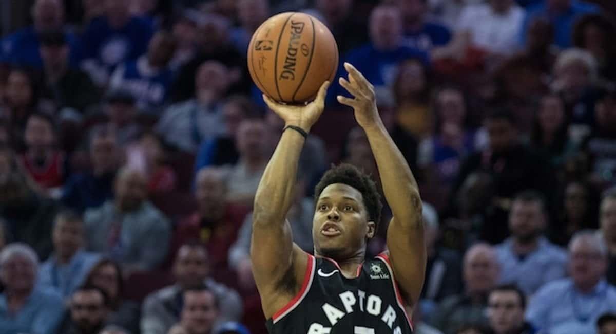 NBA Bans Warriors Part-Owner For His Shove On Raptors Guard Kyle Lowry