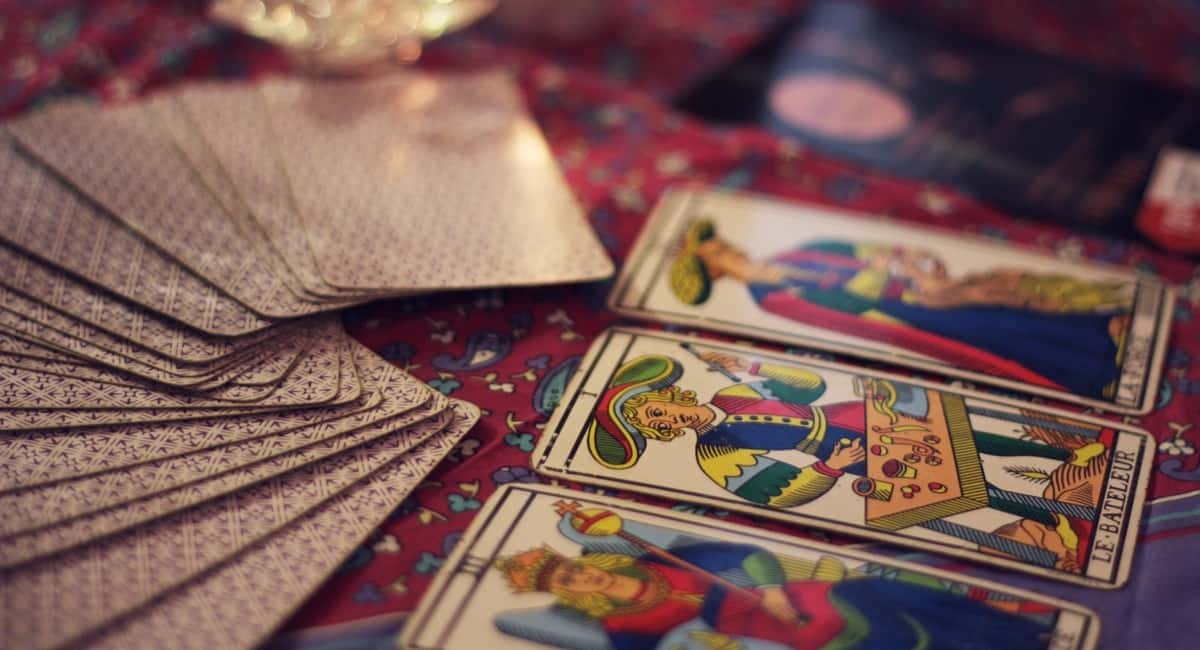 are tarot cards real