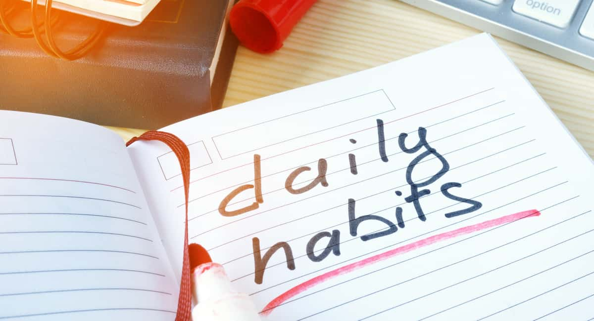 The 15 Minute Daily Routine for a Healthy Life