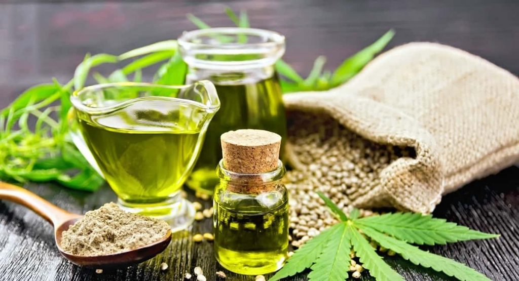 5 Health Benefits of Cannabis Oil
