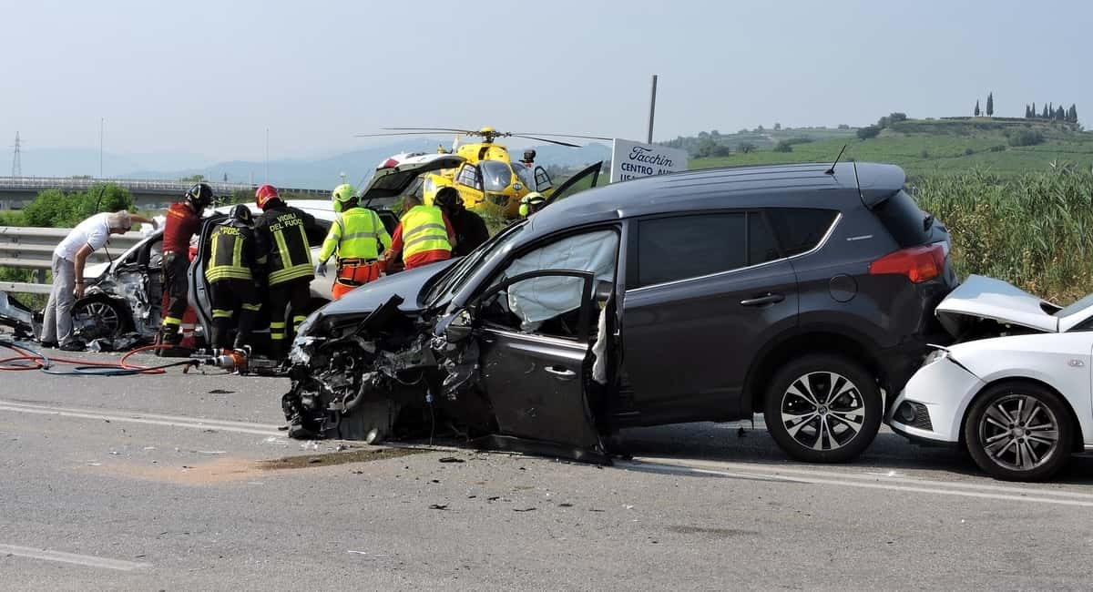 7 Things to Do Immediately After a Car Accident