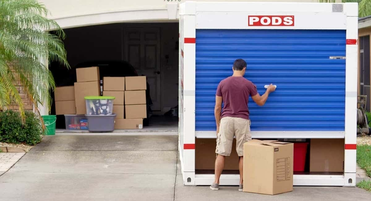 Need More Space? Think Portable Storage Containers
