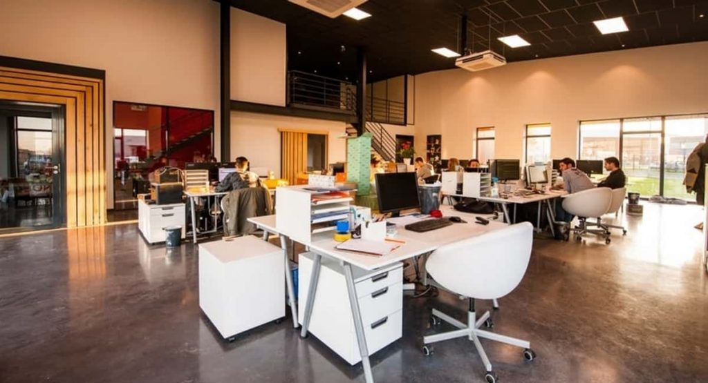 Rethinking Office Space Office Design Tips to Increase Productivity