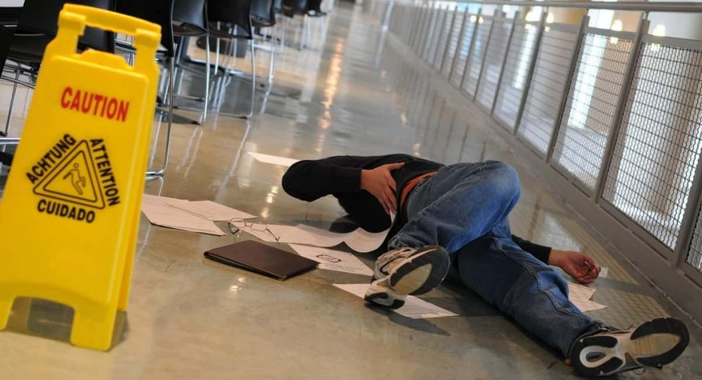 What Is the Average Payout for a Slip and Fall Injury Case?