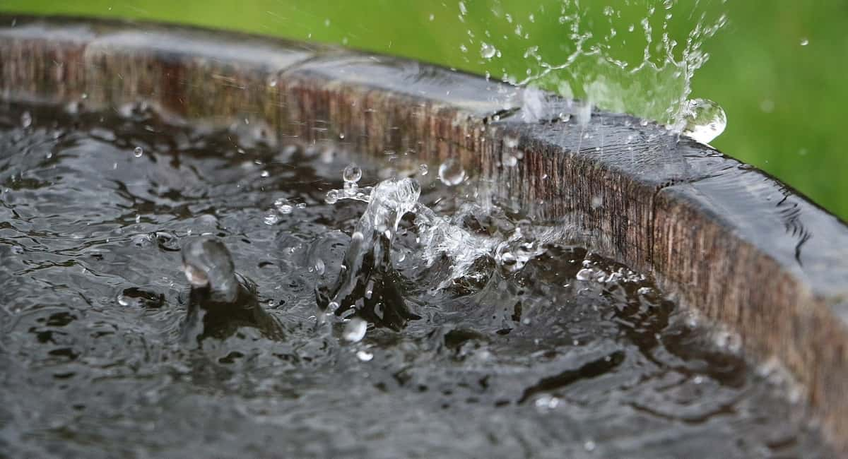 advantages of rainwater harvesting