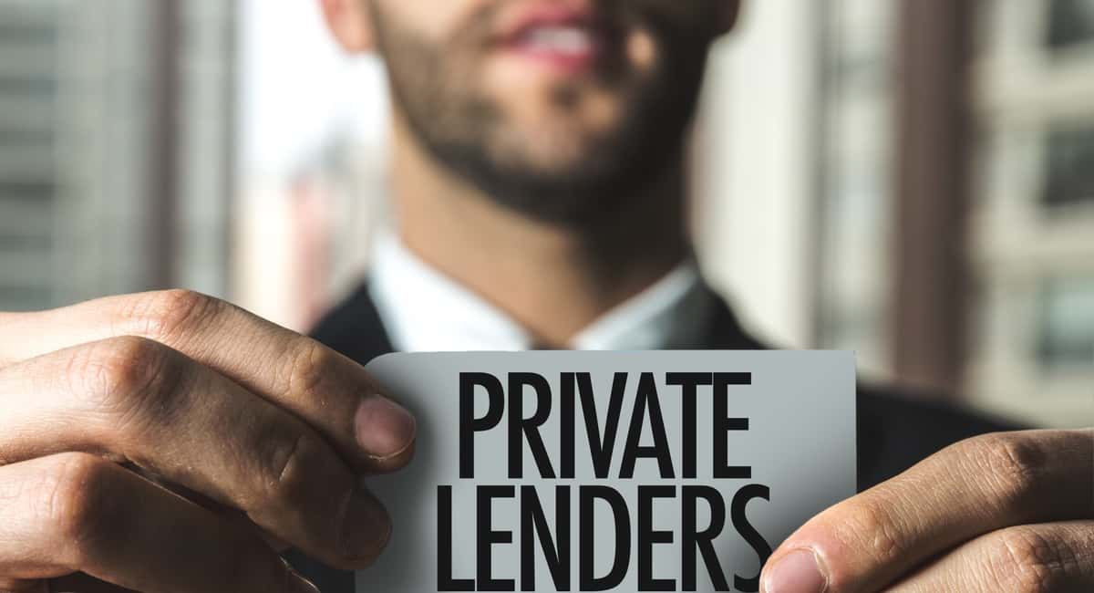 private money lender
