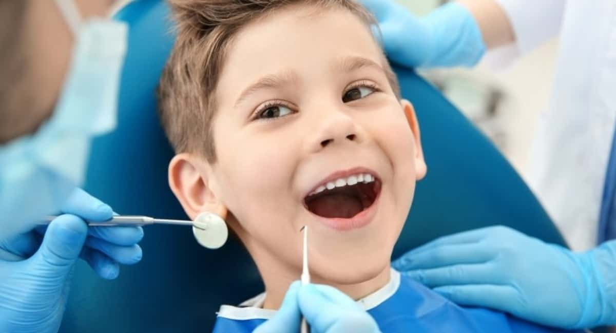 Dental Procedures For Kids