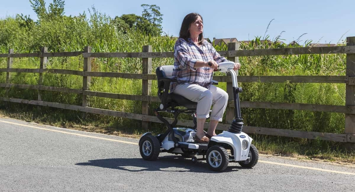 handicap scooters for adults