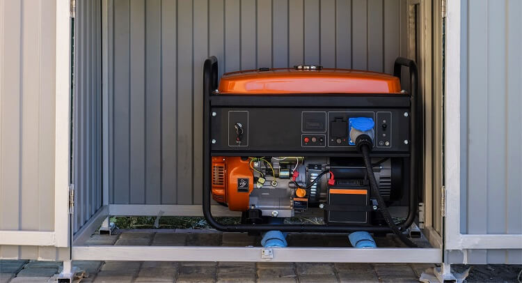 small diesel generators