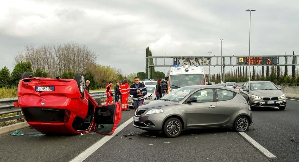 Common Mistakes People Do After A Road Accident