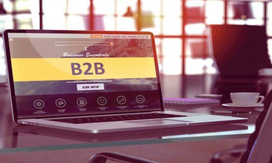 b2b sales strategy