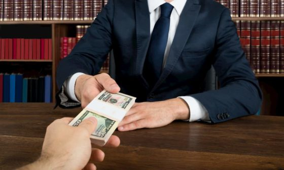 average attorney fees