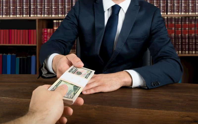 average attorney fees