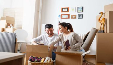 downsize and declutter