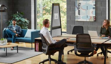 comfortable in your office