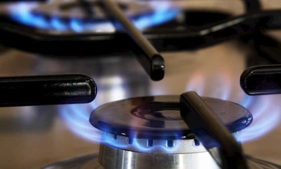 natural gas heat