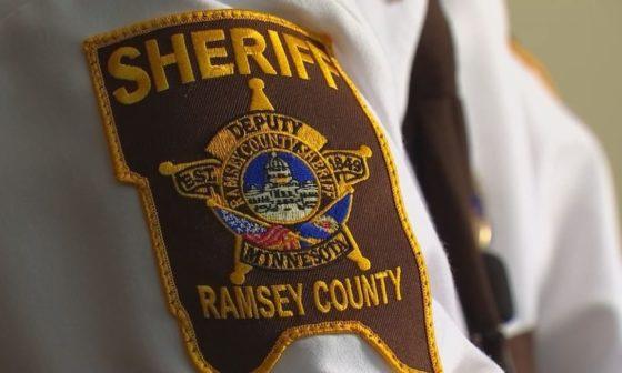 Black Officers Banned - Derek Chauvin at Ramsey Count Jail