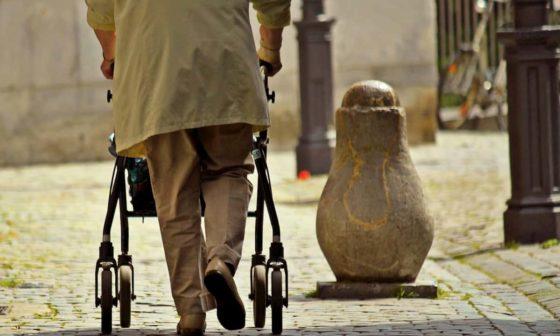 use a walker