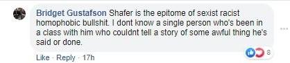 Mr. Shafer Racist Verbally and Physically Abusive Choir Teacher