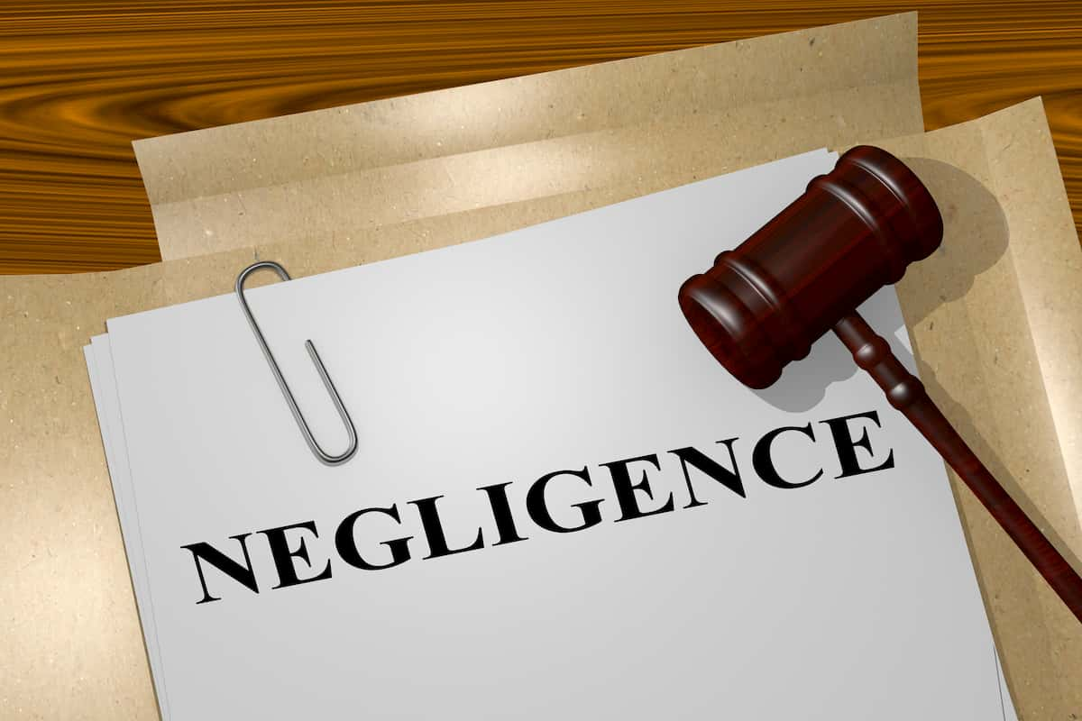 is it hard to prove negligence