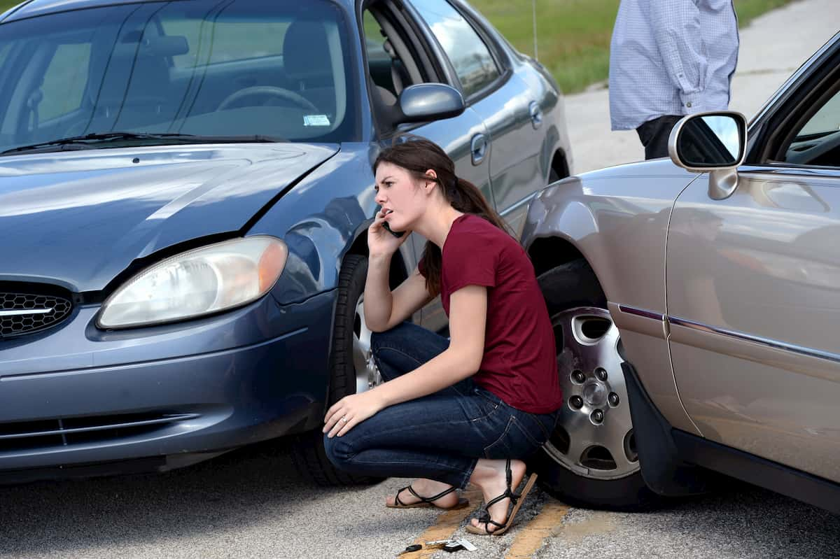 what happens if i'm at fault in a car accident
