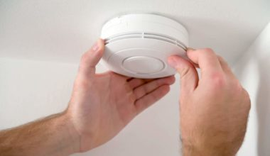 where to install smoke detectors