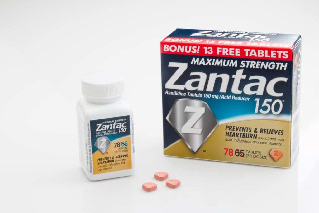 Cancer From Zantac
