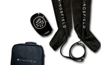 Kingsfield Recovery Boots