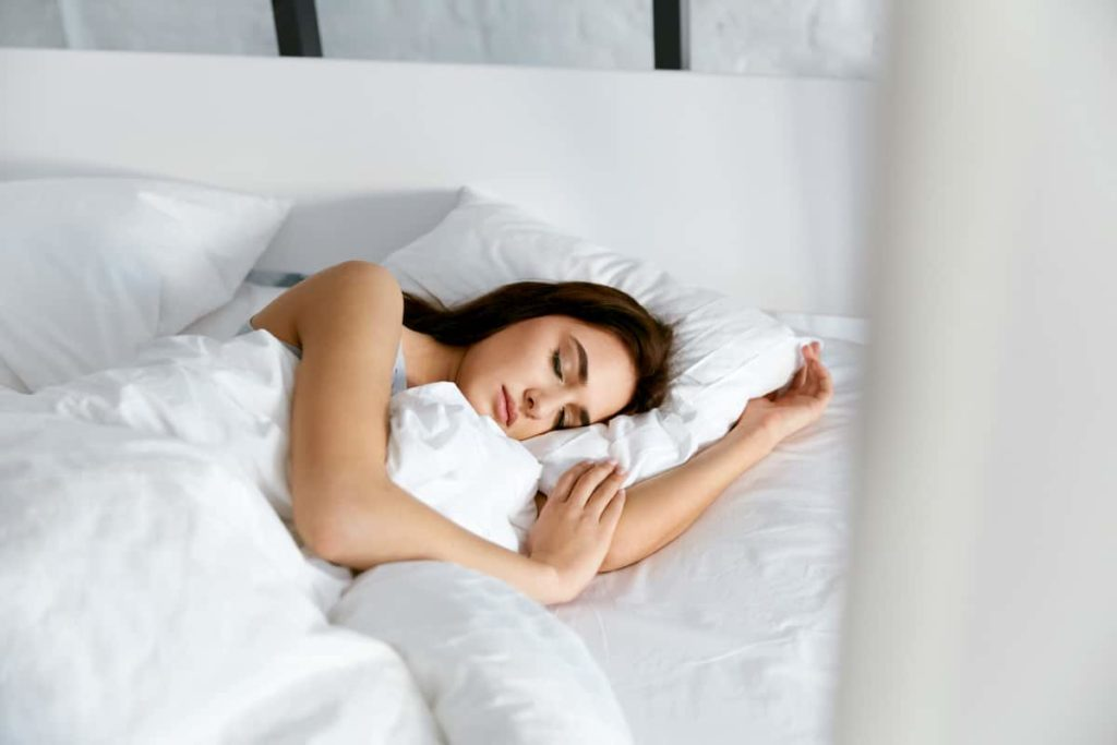 how to sleep good