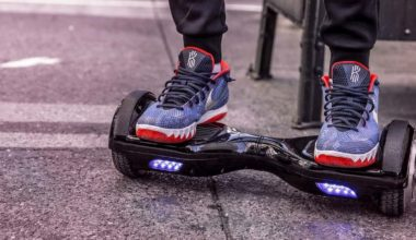 How much does a hoverboard weigh