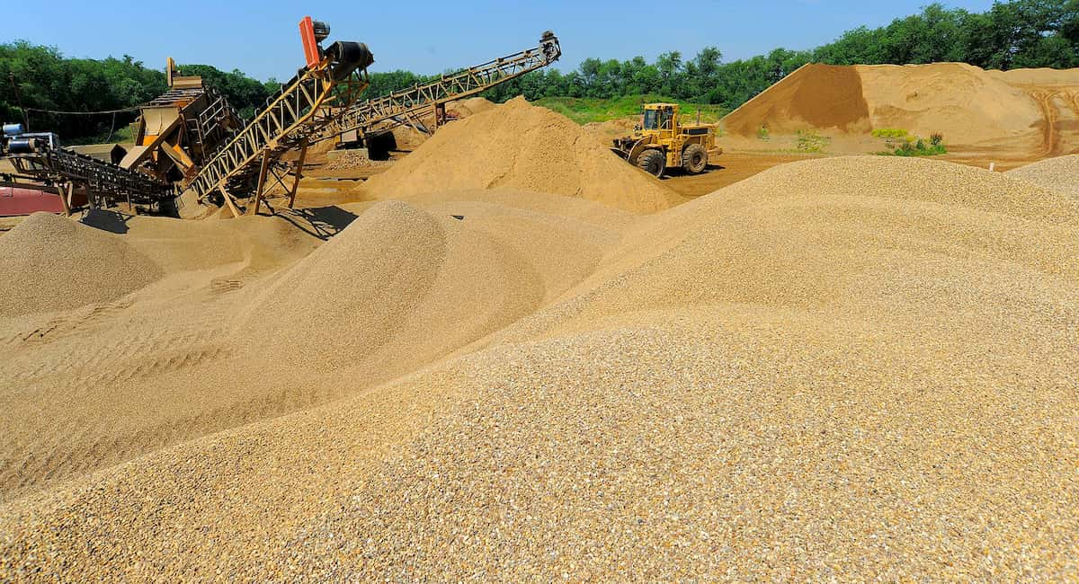 Sand Suppliers