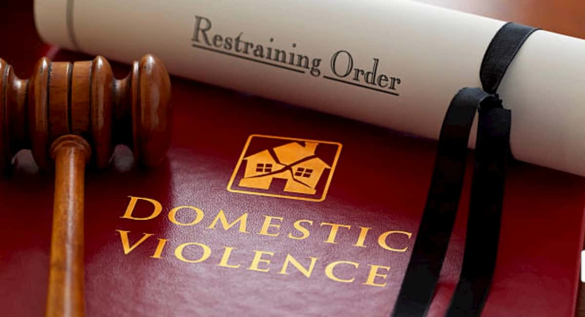 Domestic Violence Restraining Orders