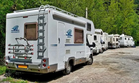 Looking for an RV