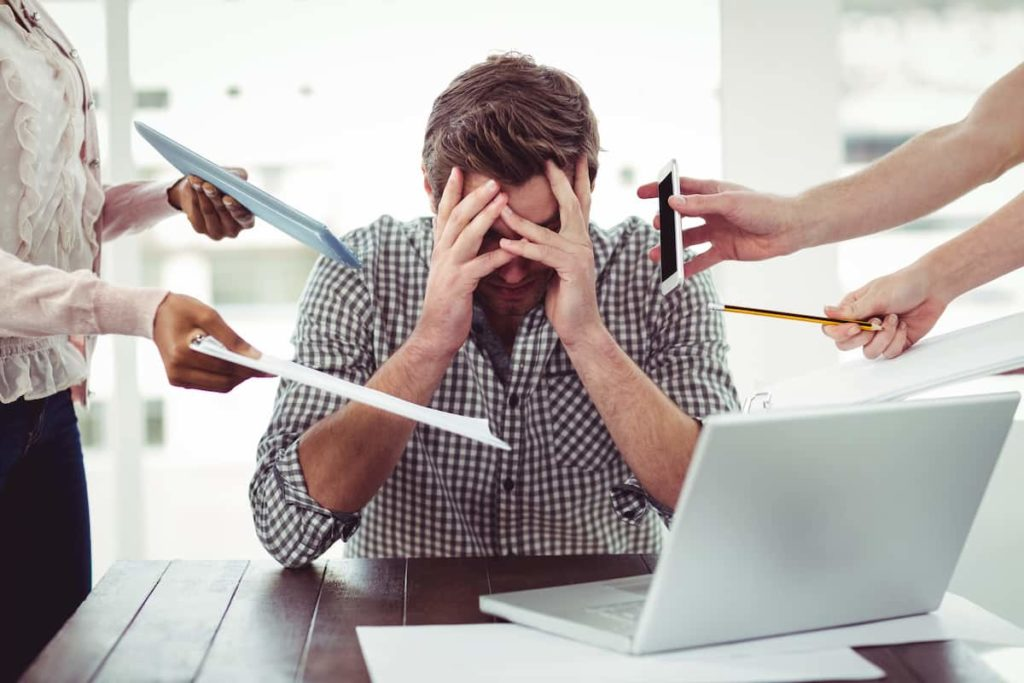 Manage Your Stress In A Healthy Manner