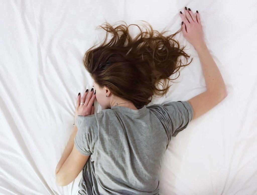 Abrupt Changes in Sleep Habits