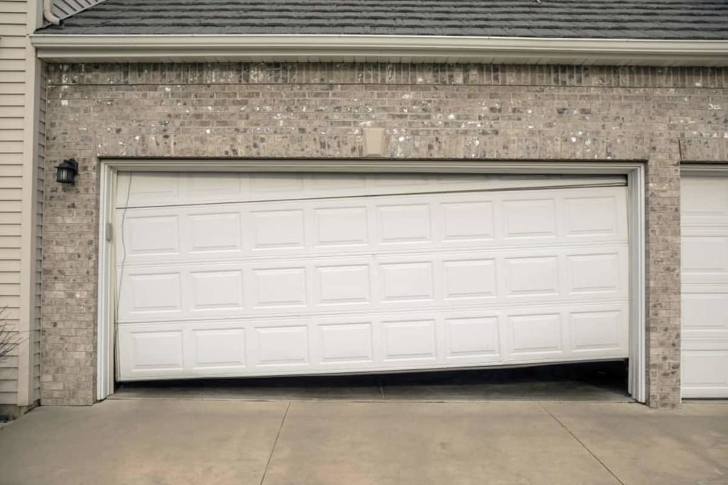 How Much Does a Garage Door Repair Cost
