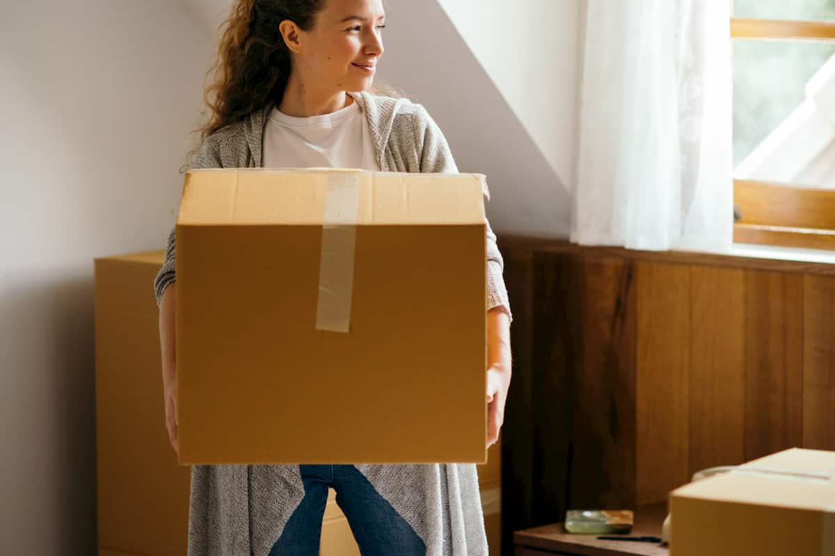Packing Your Moving Boxes
