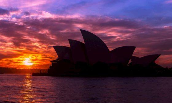 vacation in australia