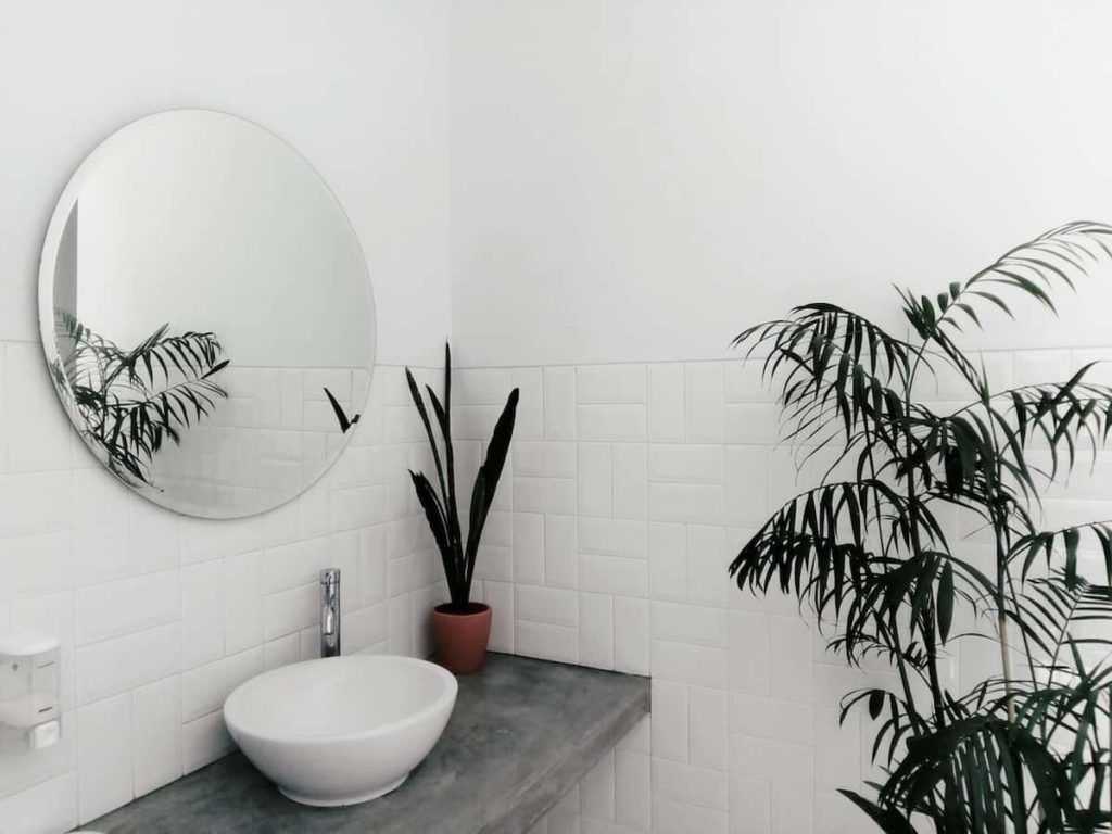 A Comfortable Bathroom
