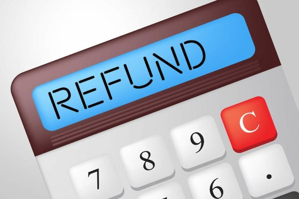 A promise of ridiculous refunds