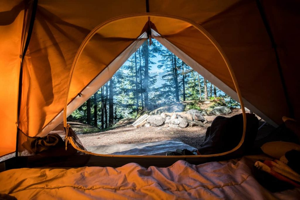 Consider How You Want to Camp