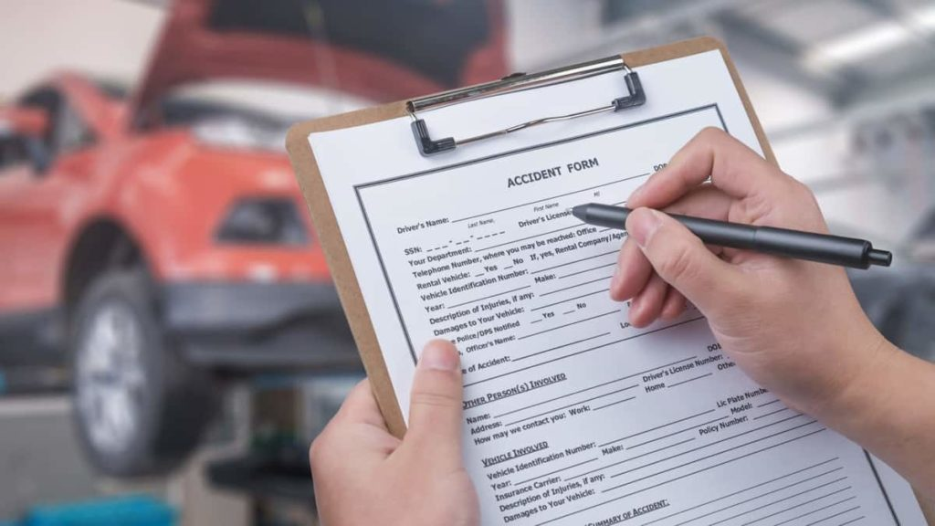 File an Accident Report