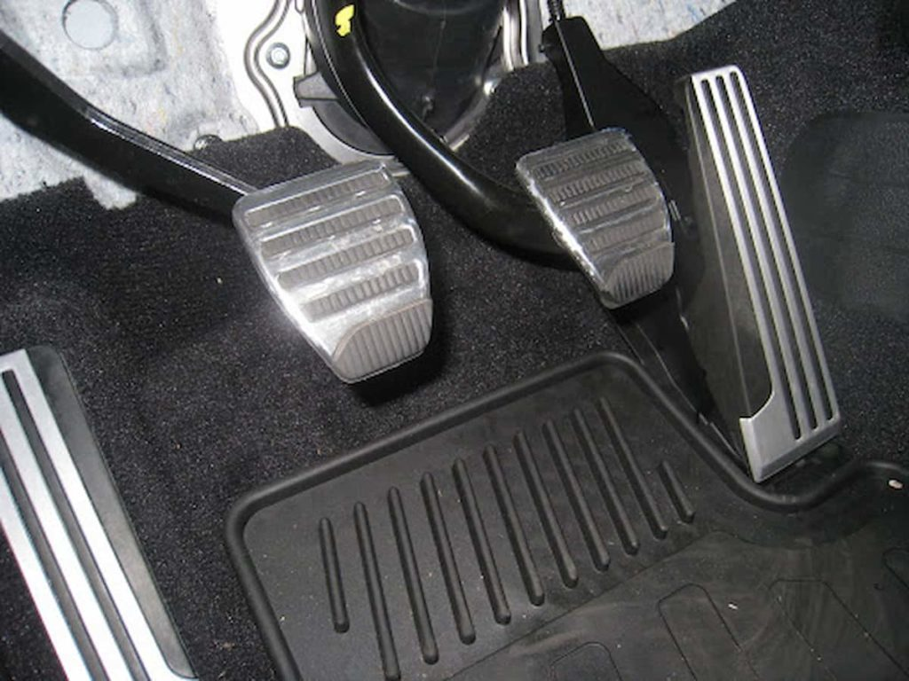 No Resistance on Pedal