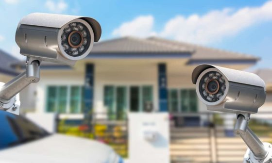 home security system cost