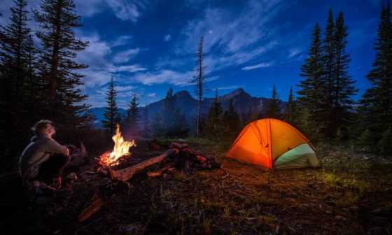 planning a camping trip