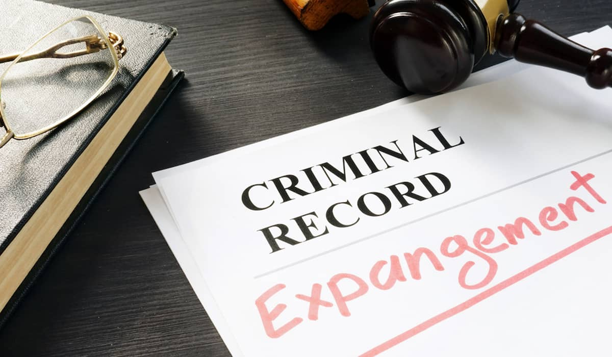 Expungement Of Your Records