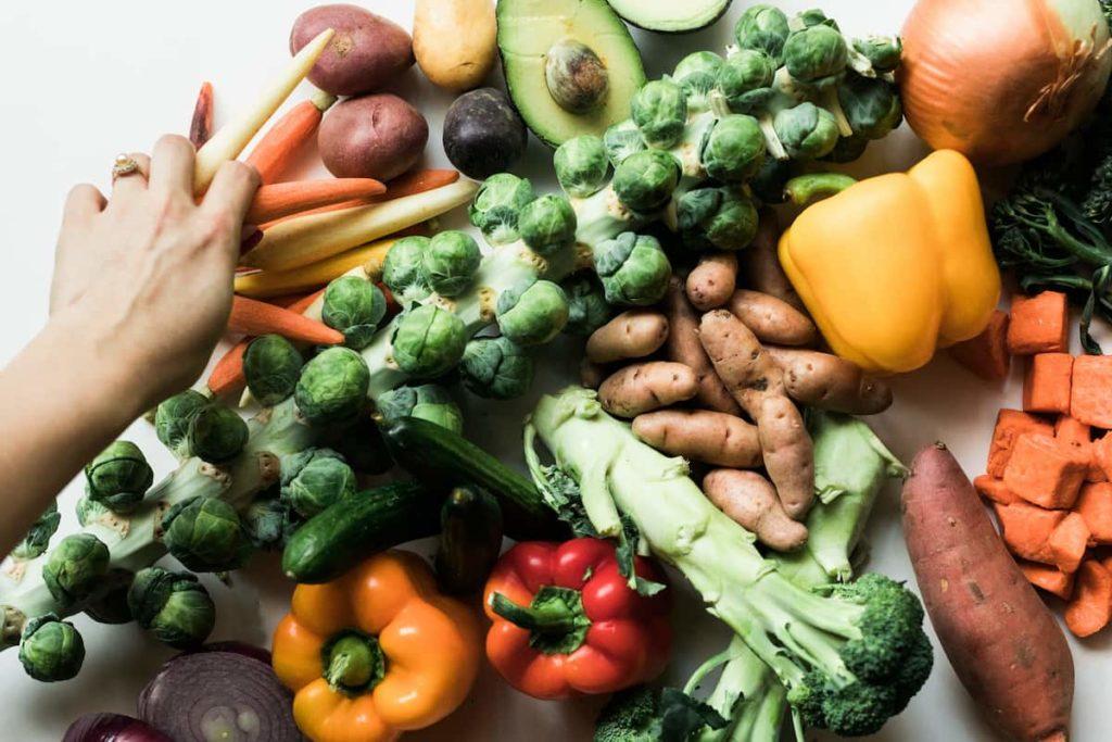 Fibrous Vegetables